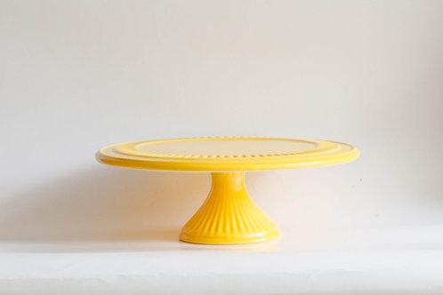 Prato Clean G amarelo