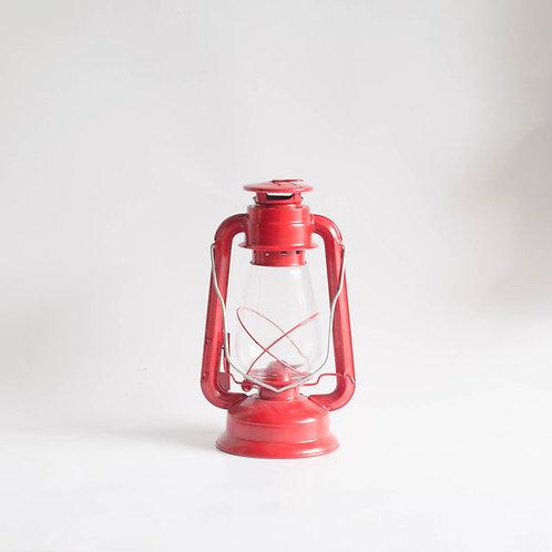 Lampião G vermelho