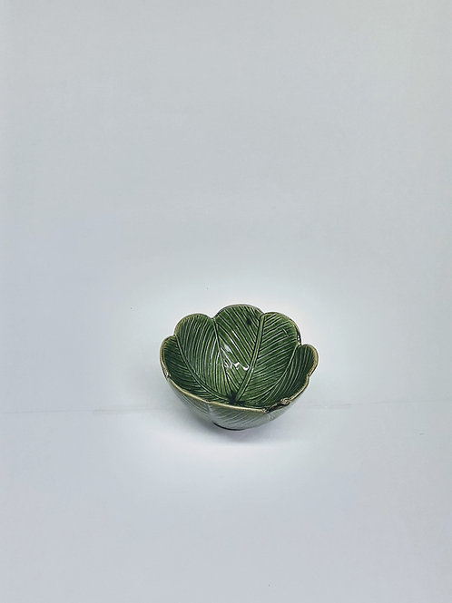 Bowl folha verde