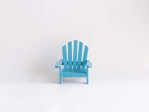 Cadeira praia Adirondack