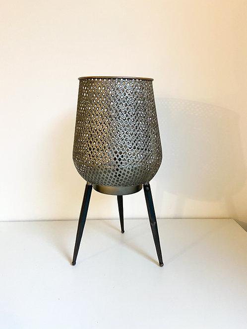 Lanterna metal Marrocos M