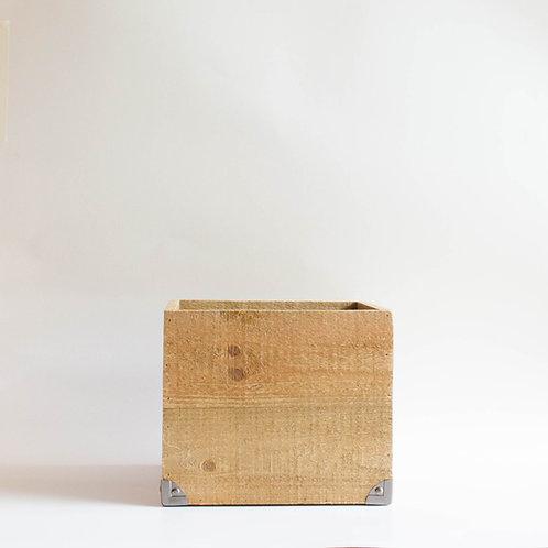 Caixa madeira Loft