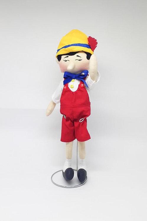 Boneco Pinoquio