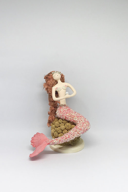 Sereia rosa