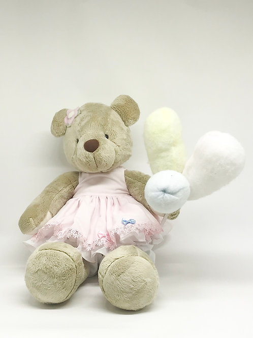 Ursa algodão doce