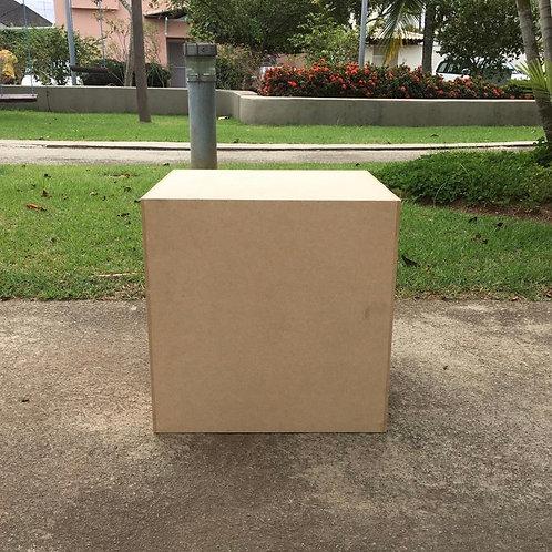 Cubo Forração 45(L)x45(P)x45(A) consulte taxa para pintura