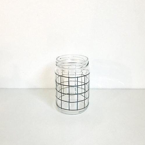 Vaso Grid vidro