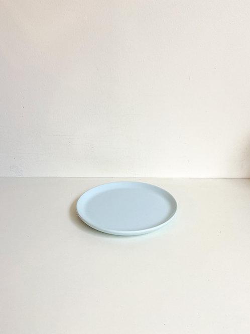 Bandeja redonda Reto azul claro