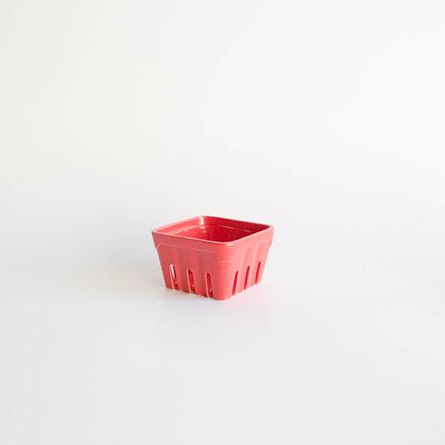 Bowl Berry P vermelho