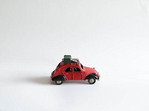 Carro viagem vintage