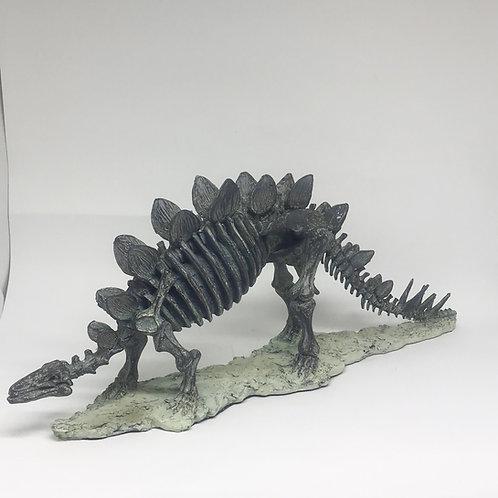 Esqueleto Stegosaurus