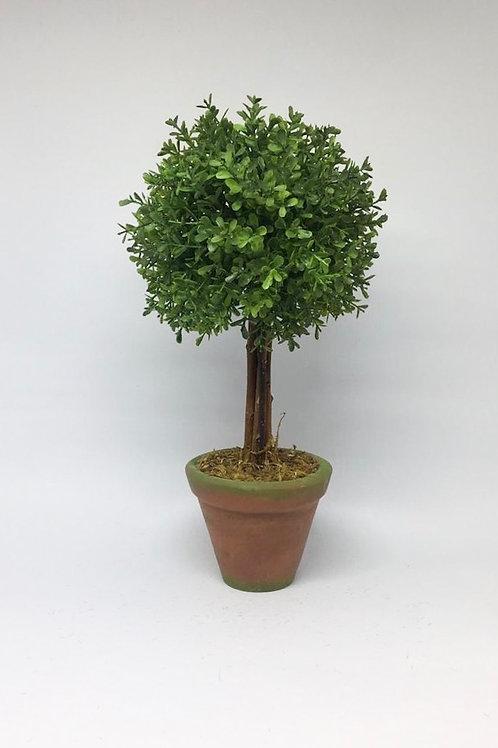 Árvore topiária