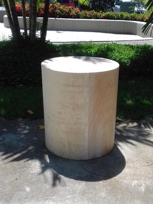 Mesa cilindro forração M