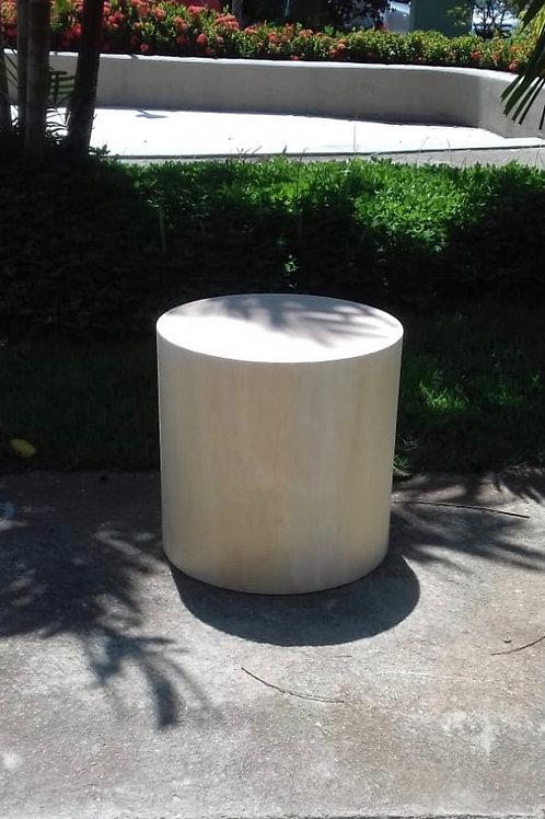 Mesa cilindro forração P