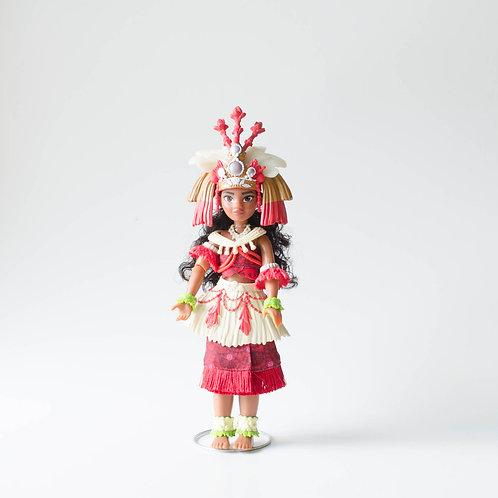 Boneca Rainha Moana