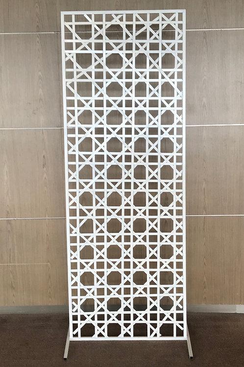 Painel Treliça branco (80x220)