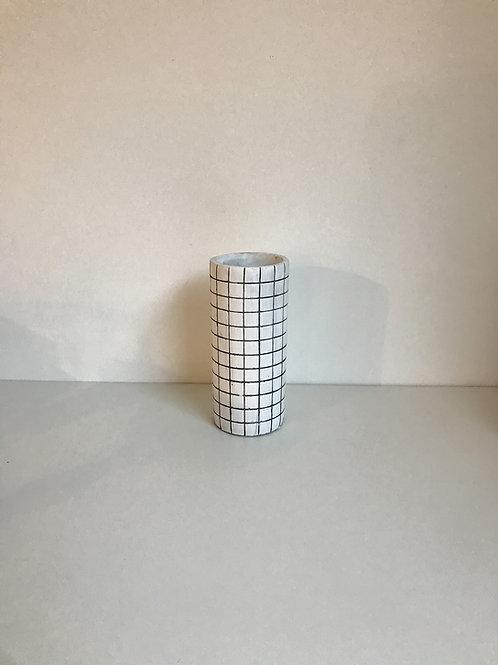 Vaso Grid cimento M