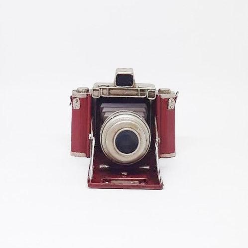 Câmera fotográfica vintage