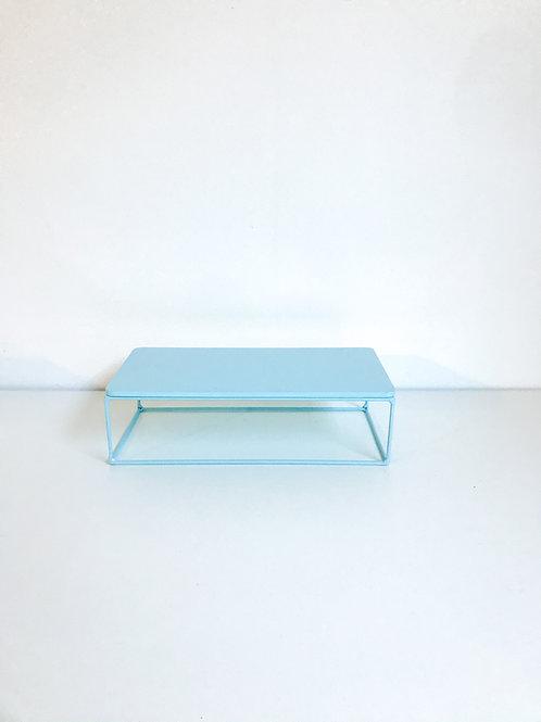 Suporte Mondrian ret verde água