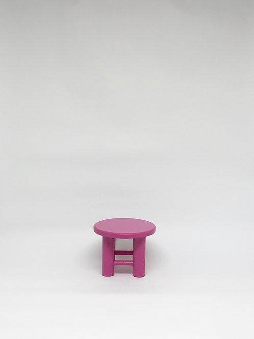 Banco Poli pink