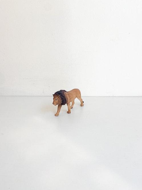 Leão borracha