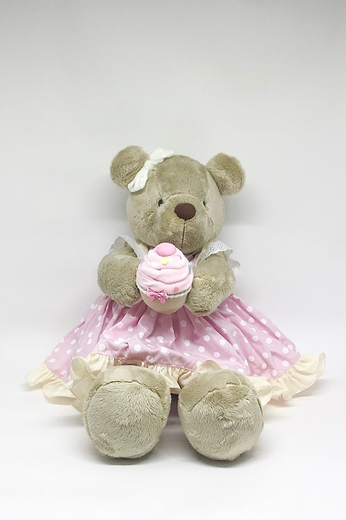 Ursa cupcake