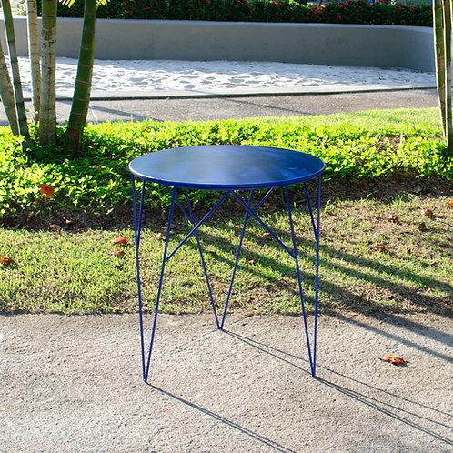mesa Prisma azul