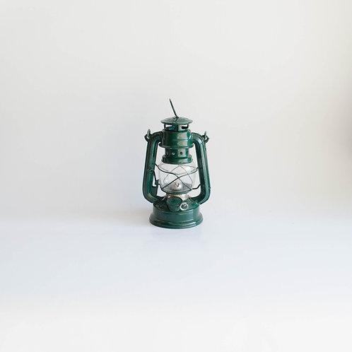Lampião P verde