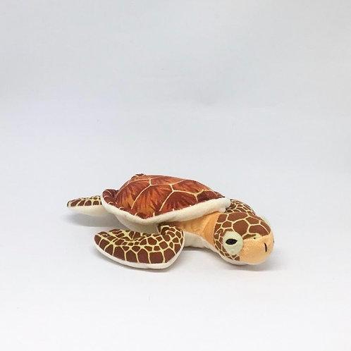Tartaruga marinha pelúcia