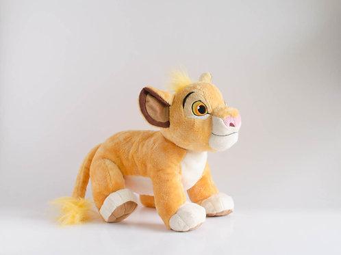 Kion pelucia (Guarda do Leão)