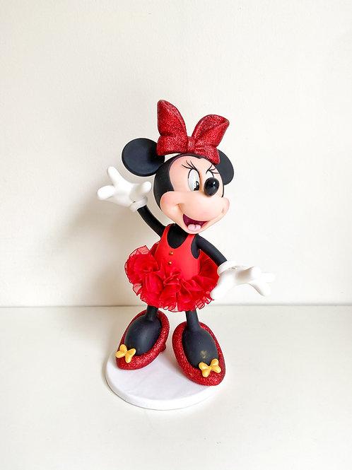 Minnie circo biscuit (turma do Mickey circo)