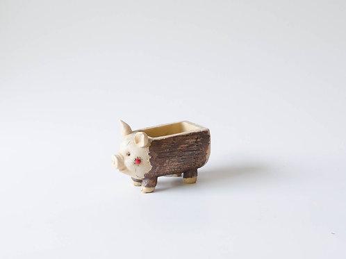 Cachepot porco