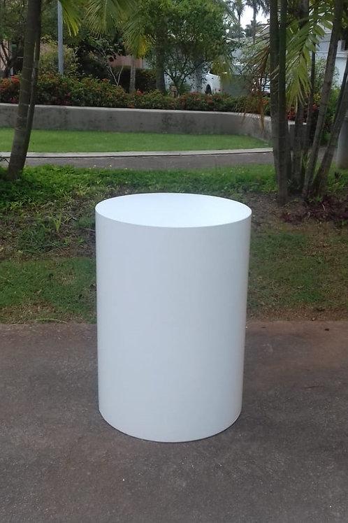 Cilindro M branco