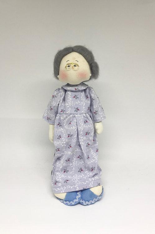 Boneca Vovózinha (Chapeuzinho vermelho)