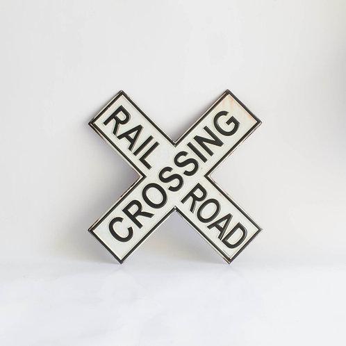 Placa Crossing