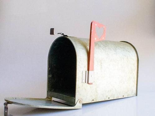 Caixa de correio Love