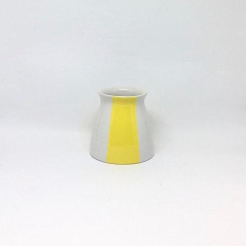 Vaso candy amarela