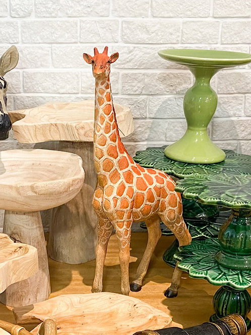Girafa resina