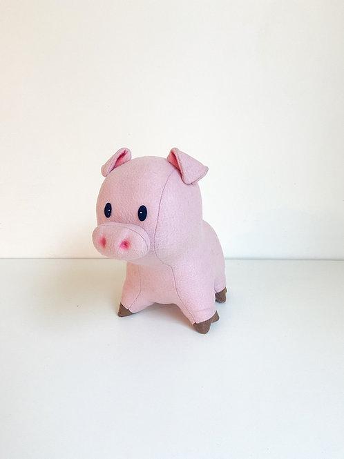 Porco feltro