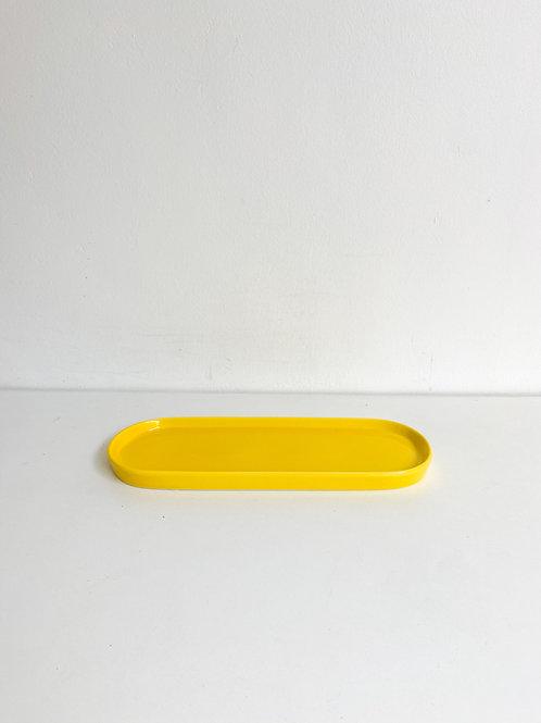 Bandeja Barra amarelo