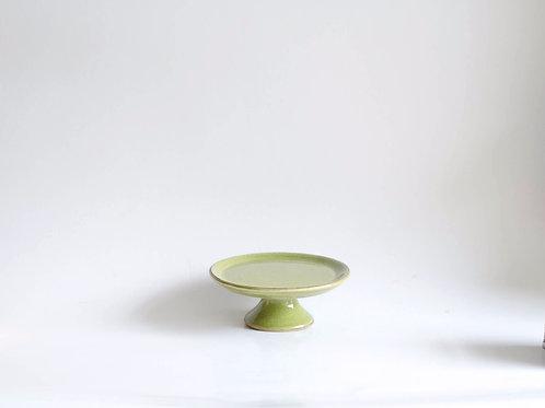 Prato cerâmica Básico PP verde
