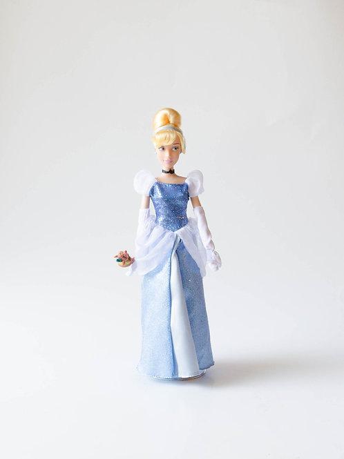 Boneca Princesa Cinderela