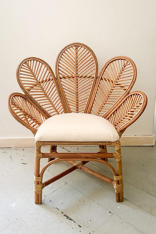 Cadeira Pétala bambu