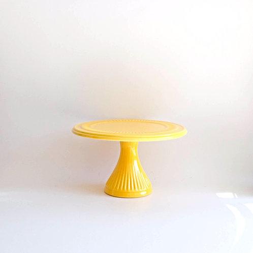 Prato Clean M amarelo
