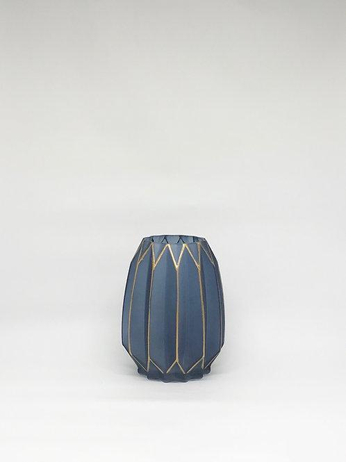 Vaso Nina P azul