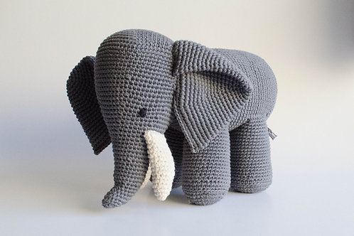 Elefante croche
