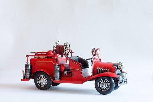 Caminhão de bombeiro retro