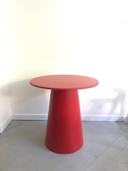 Mesa Milão vermelha