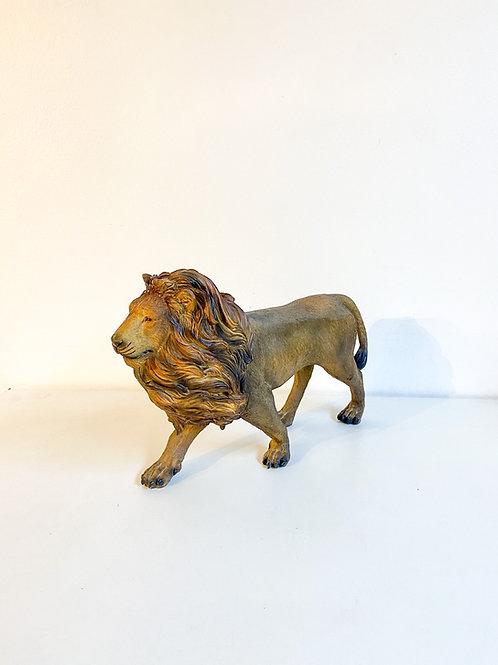 Leão resina