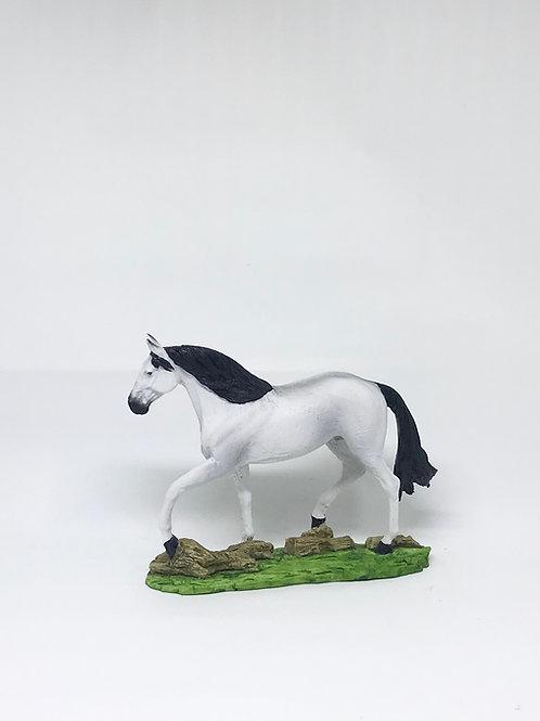 Cavalo resina